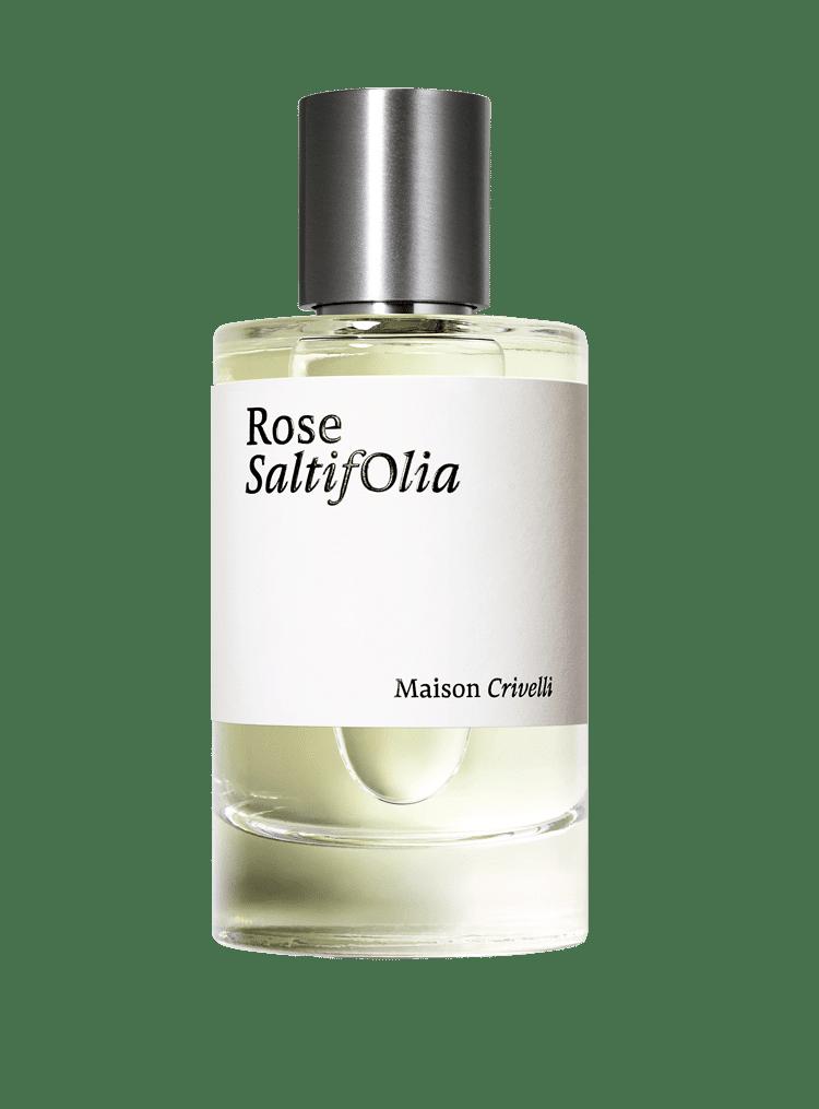 Rose Saltifolia 100ml niche perfume modern rose salty marine unisex perfume - Maison Crivelli