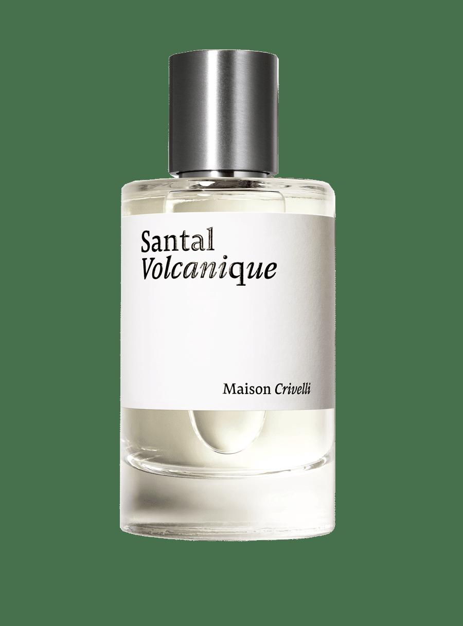 Santal-Volcanique 100ml sandalwood spices ginger niche perfume - Maison Crivelli