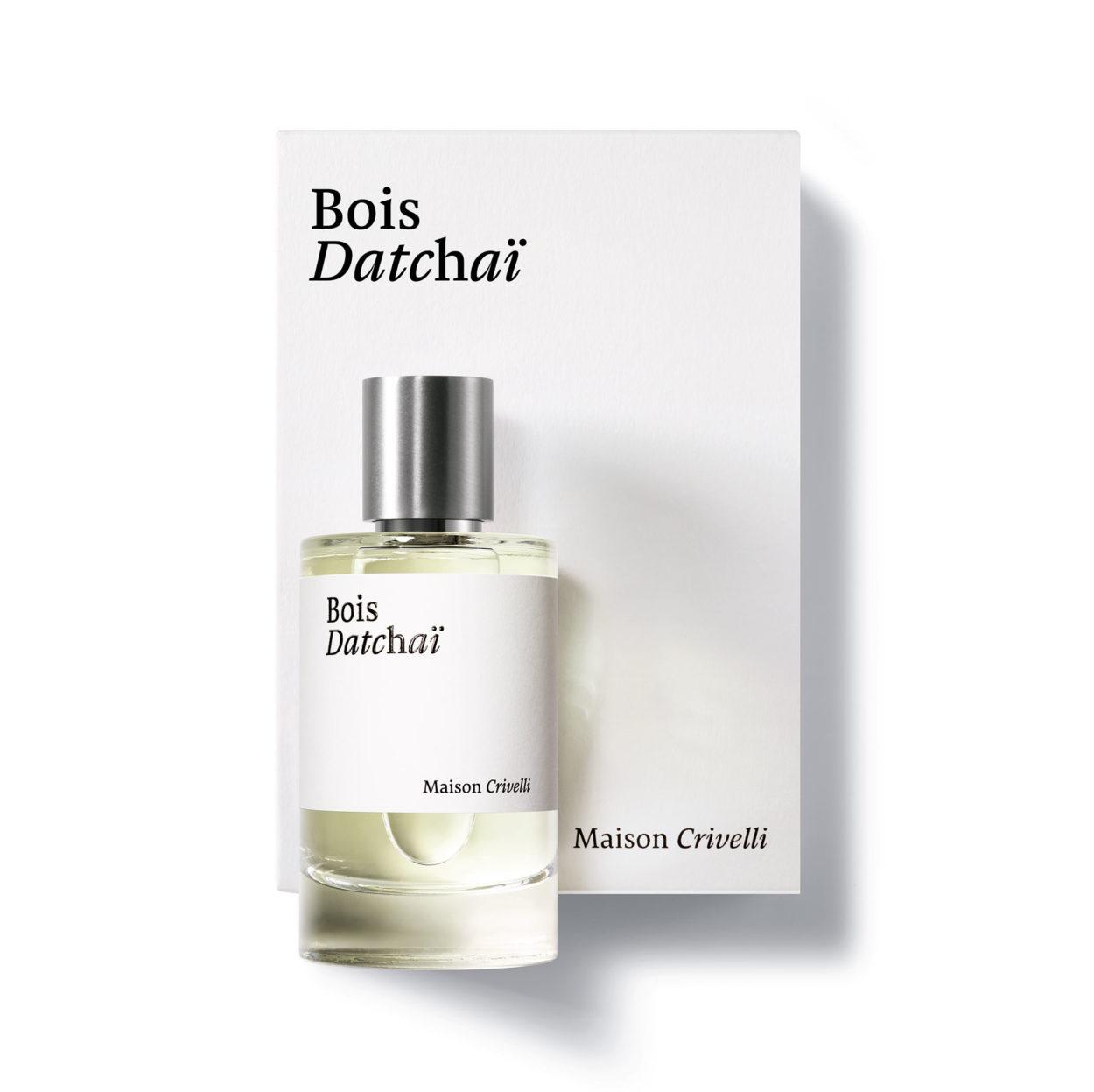 bois datchai smoky fruity wood 100ml niche perfume - Maison Crivelli