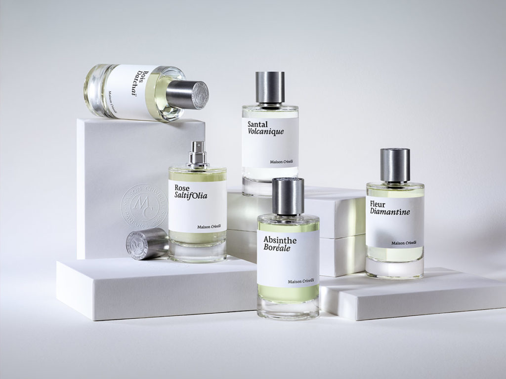 Maison Crivelli slow perfume