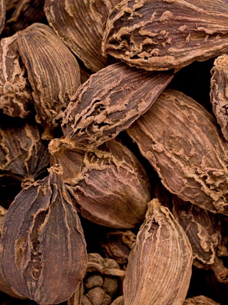 Santal Volcanique 07 cardamome épices - Maison Crivelli