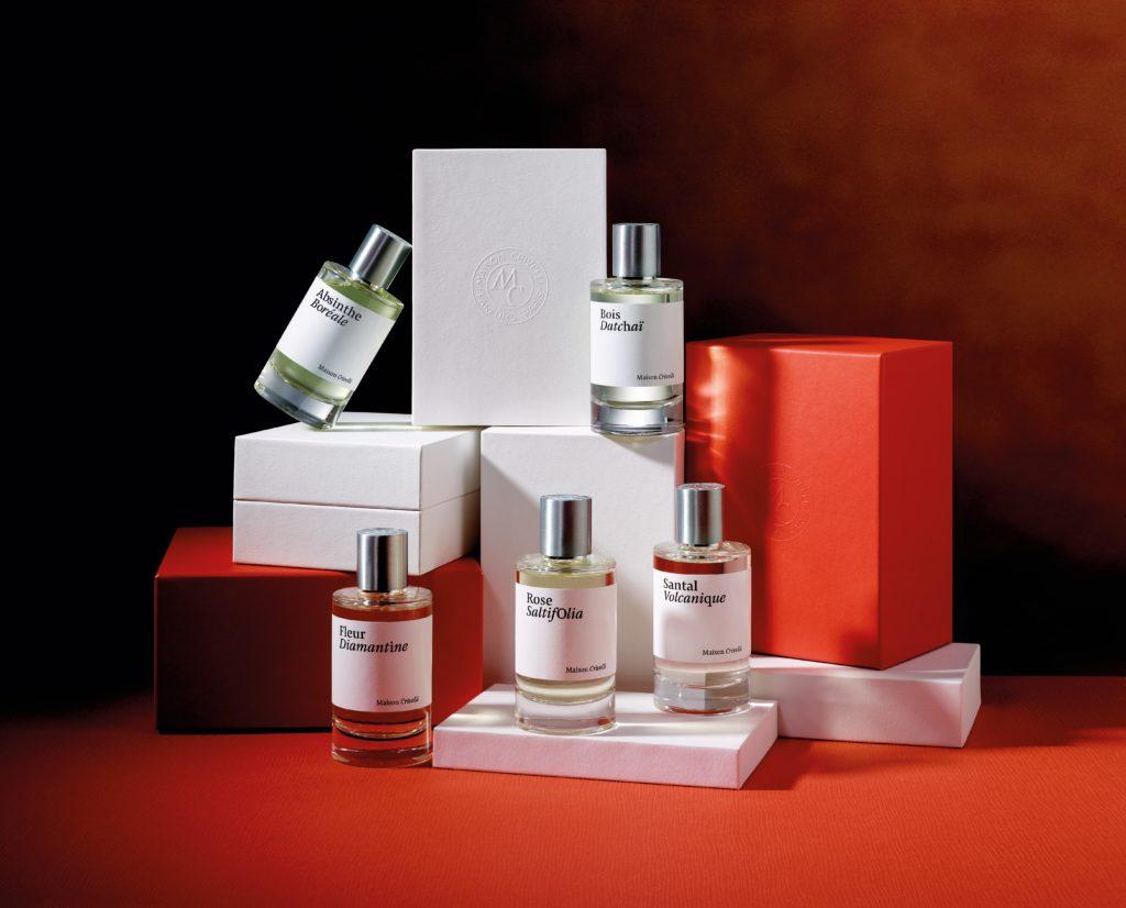 Parfum niche slow perfume - Maison Crivelli