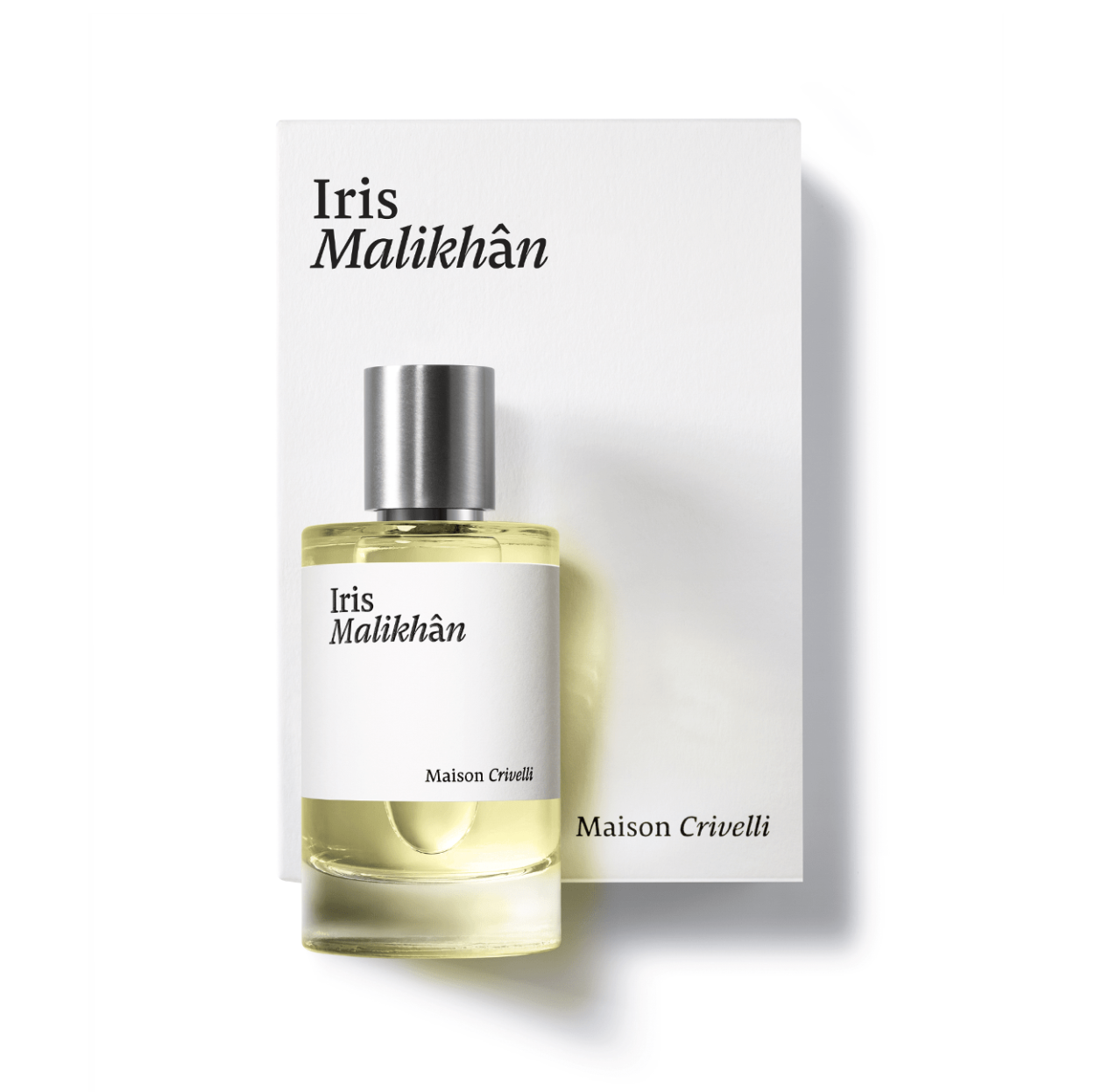 Parfum Iris Malikhan - Maison Crivelli