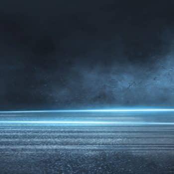 Iris Malikhan crepuscule emeraude emerald dusk