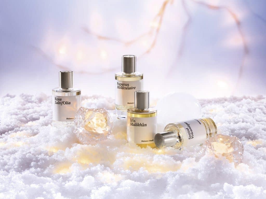 Slow perfume - Maison Crivelli
