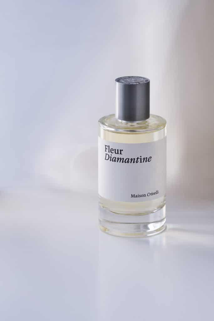 Fleur Diamantine - Maison Crivelli