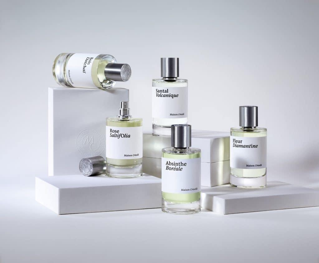 Maison Crivelli - Niche perfume range