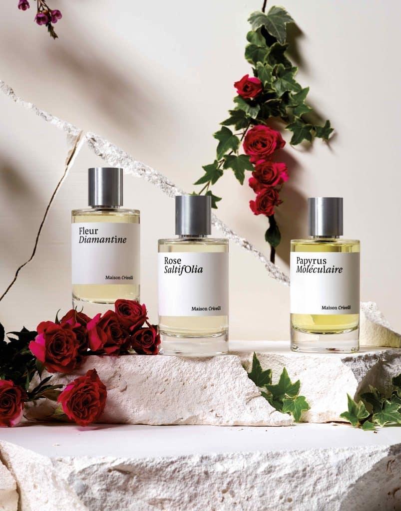 Maison Crivelli niche perfume