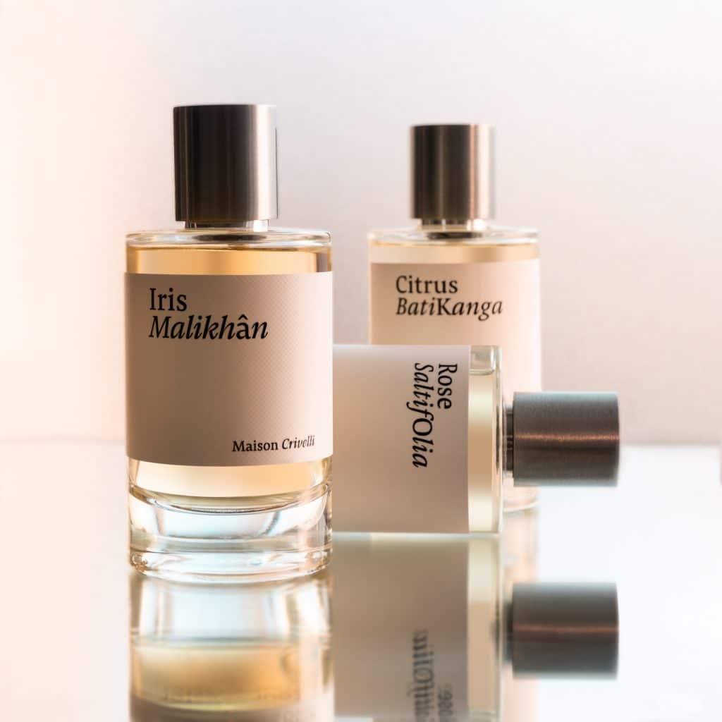 Maison - Crivelli - Slow Perfume - Rose Saltifolia