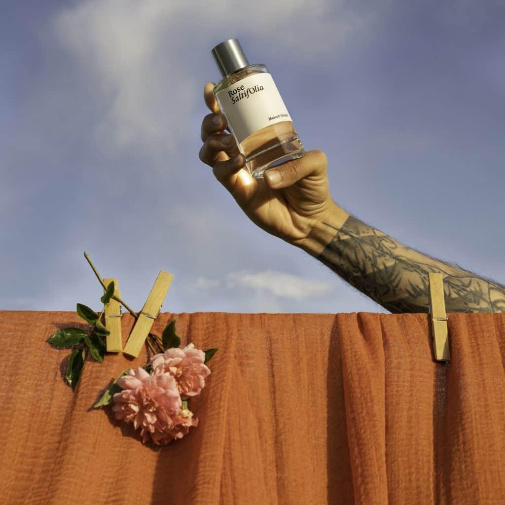Maison Crivelli - Rose Saltifolia - Parfum de niche