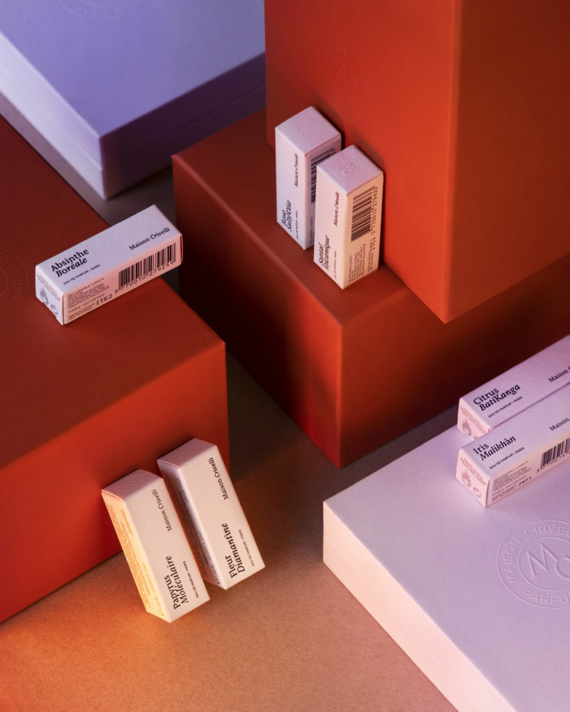 Maison Crivelli sample set