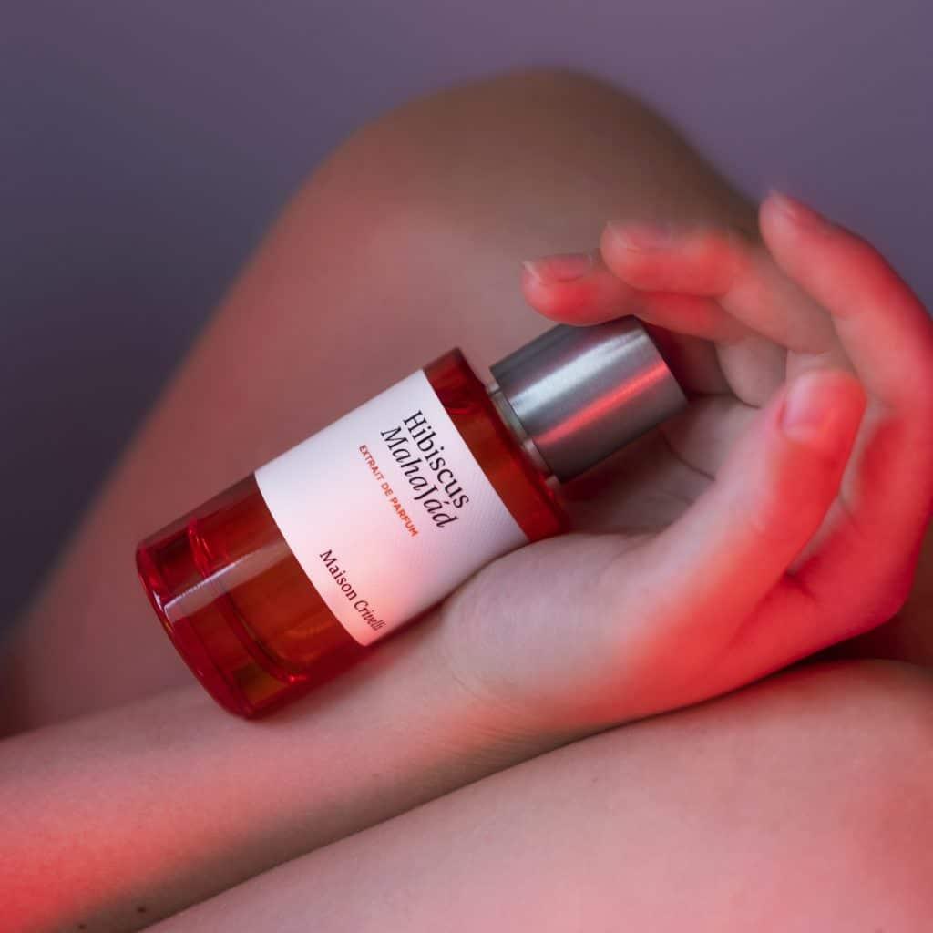Maison Crivelli - slow perfume